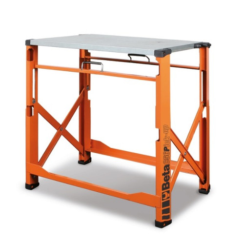 Beta Tools C56P-O Folding Workbench - Orange