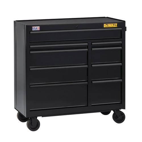 DeWALT 41-inch wide 9-Drawer Rolling Tool Cabinet