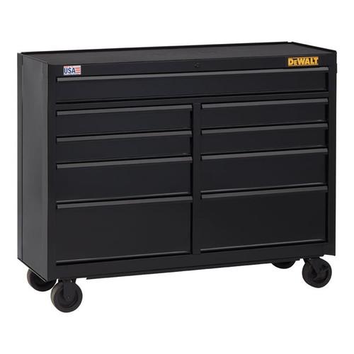 DeWALT 52-inch wide 9-Drawer Rolling Tool Cabinet