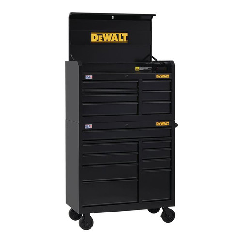 DeWALT 41-inch wide 16 Drawer Combo Set