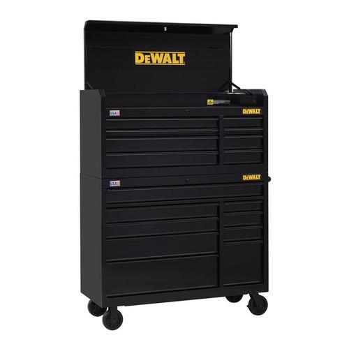 DeWALT 52-inch wide 17 Drawer Combo Set