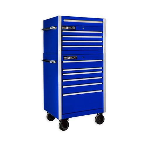 "Proslat MCS 31"" Rolling Tool Chest Combo - Blue"