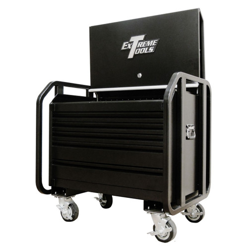 """Extreme Tools 36"""" Deluxe 5-Drawer Road Box"""