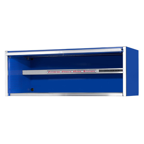 "Extreme Tools 72"" Professional Hutch - Blue"