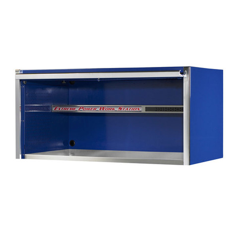 "Extreme Tools 55"" Professional Hutch - Blue"
