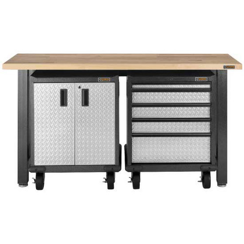 Gladiator Premier 3 Piece Workbench Set