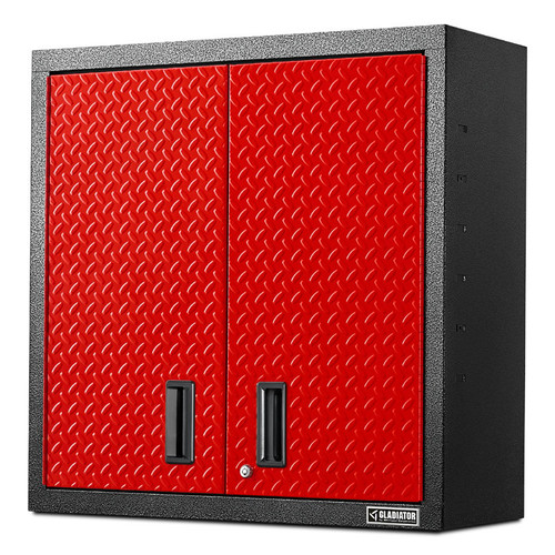"""Gladiator Premier Red Series 30"""" Wall GearBox"""