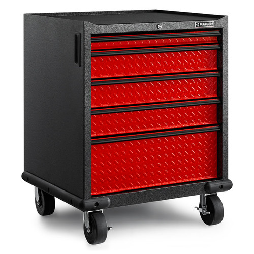 Gladiator Premier Red Series Modular GearDrawer
