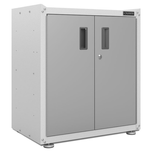 Gladiator Ready-to-Assemble White Full-Door Modular GearBox
