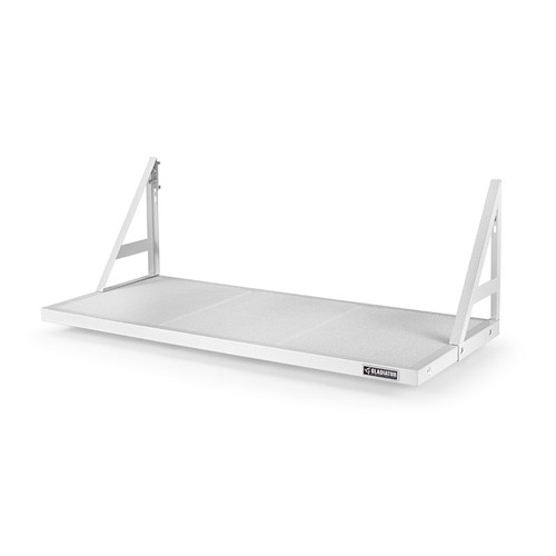 "Gladiator White 45"" GearLoft Shelf"