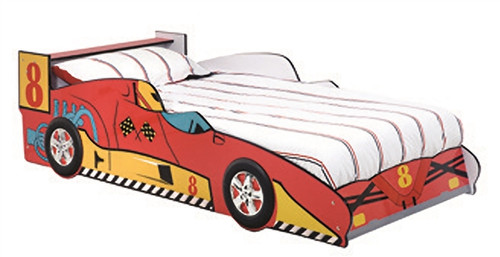 Indy Car Single Bed