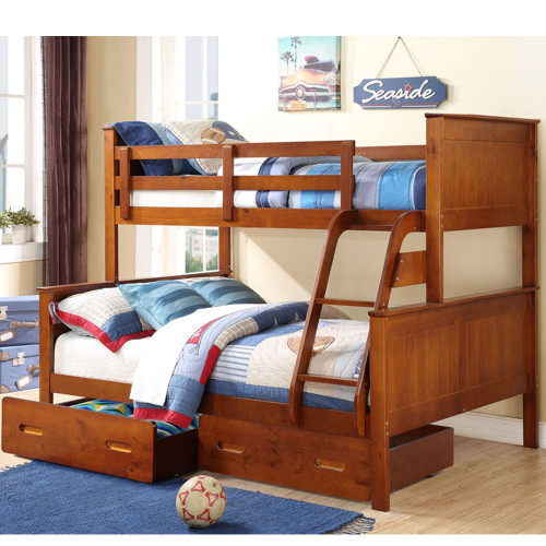 Jordon Single/Double Bunk Bed (drawers not included)