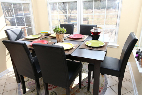 Parsons 7 PCE Dining Set