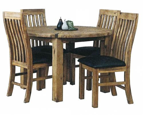 Sterling 5 PCE Round Dining Set