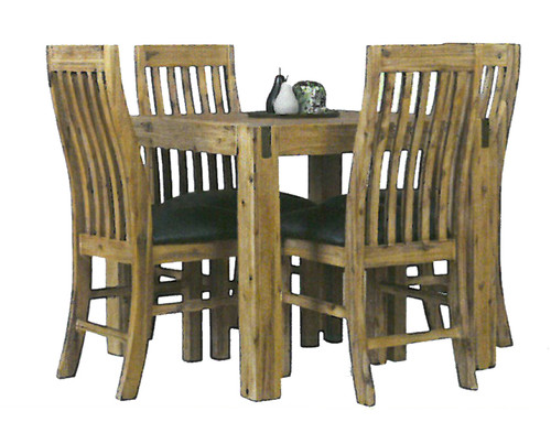 Sterling 5 PCE Square Dining Set