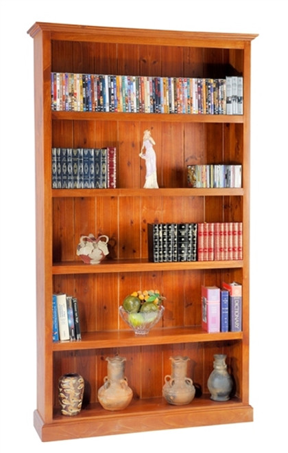 Shellby Bookcase (C) - 120x33x210
