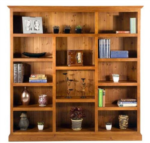 Shellby Bookcase (G) - 180x133x180