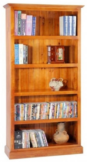 Shellby Bookcase (B) - 90x33x180