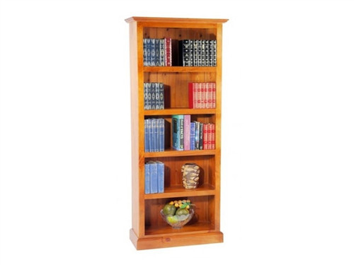Shellby Bookcase (E) - 60x33x180