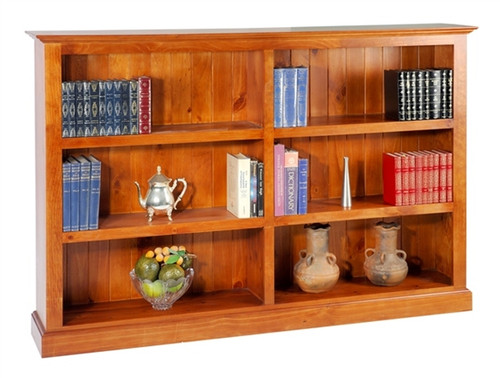 Shellby Bookcase (A) - 180x33x120