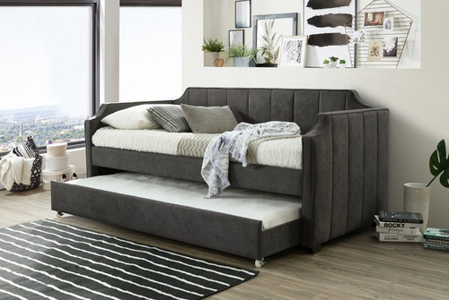Lemor Day Bed with Trundle