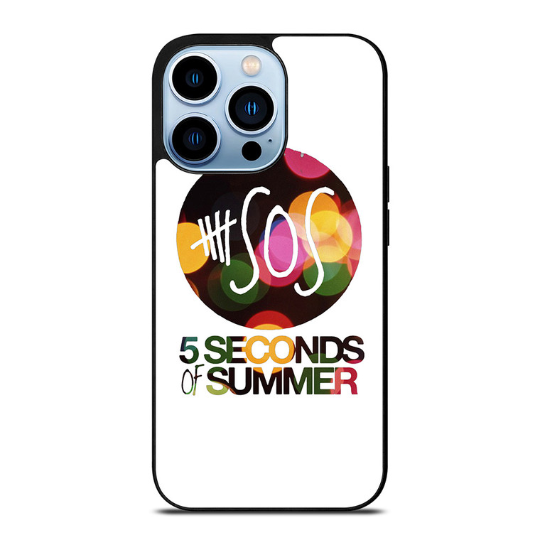 5 SECONDS OF SUMMER 5 5SOS iPhone 13 Pro Max Case Cover