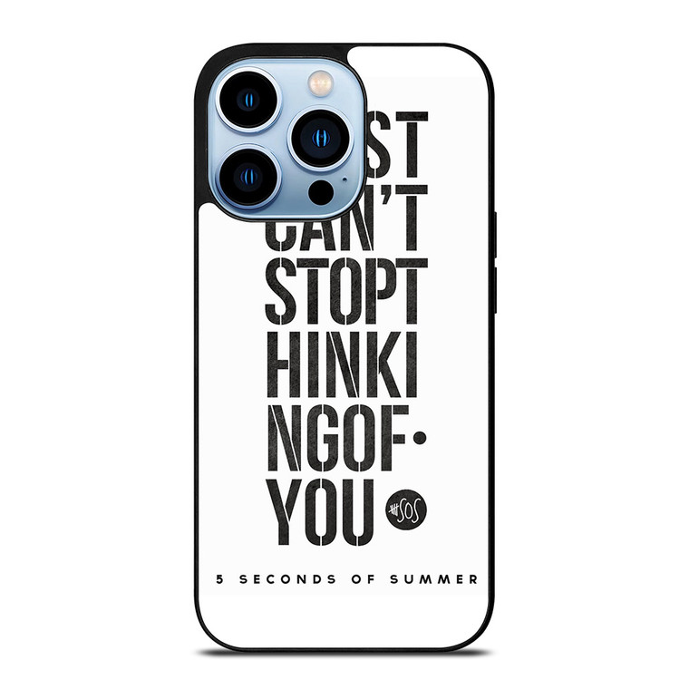 5 SECONDS OF SUMMER 6 5SOS iPhone 13 Pro Max Case Cover