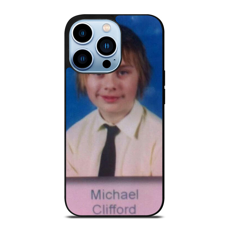 5SOS MICHAEL CLIFFORD iPhone 13 Pro Max Case Cover