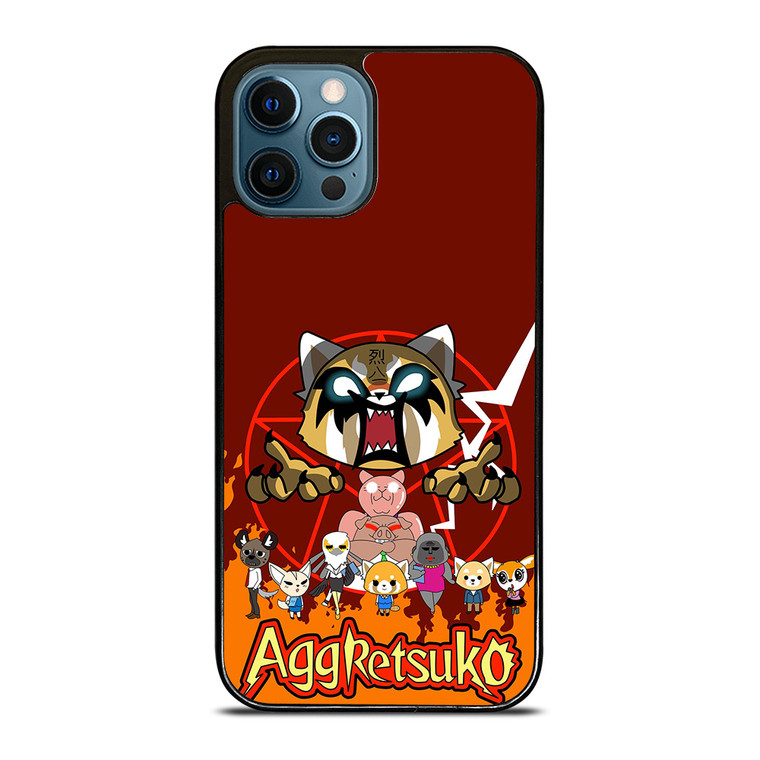 AGGRESTSUKO CARTOON POSTER iPhone 12 Pro Case Cover