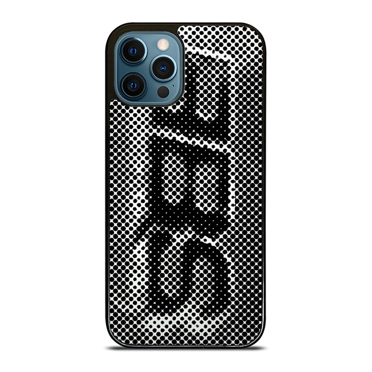 BBS WHEEL DOT PATTERN iPhone 12 Pro Case Cover