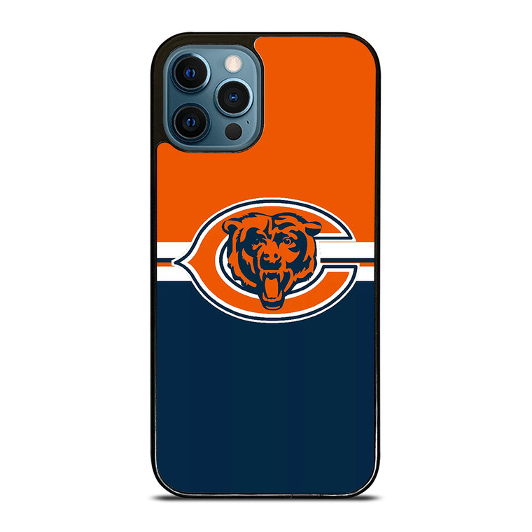 CHICAGO BEARS LOGO iPhone 12 Pro Case Cover