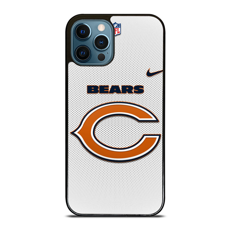 CHICAGO BEARS NFL LOGO NIKE iPhone 12 Pro Case Cover