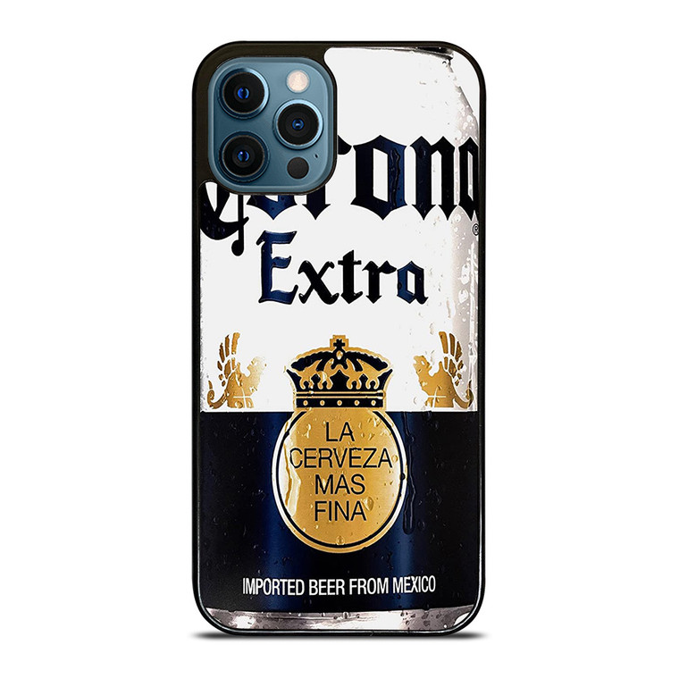 CORONA EXTRA BEER iPhone 12 Pro Case Cover