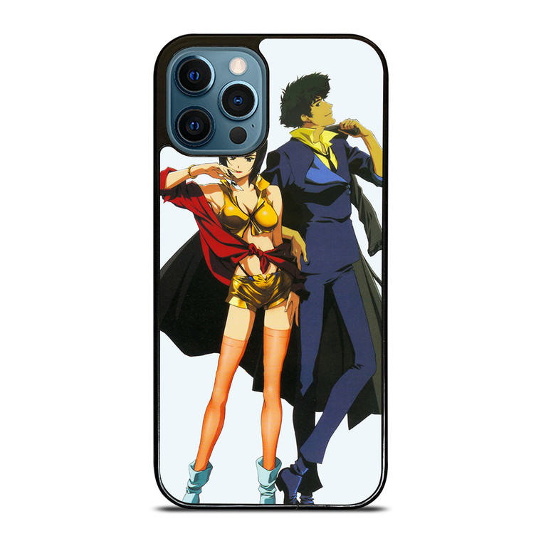 COWBOY BEBOP FAYE AND SPIKE iPhone 12 Pro Case Cover