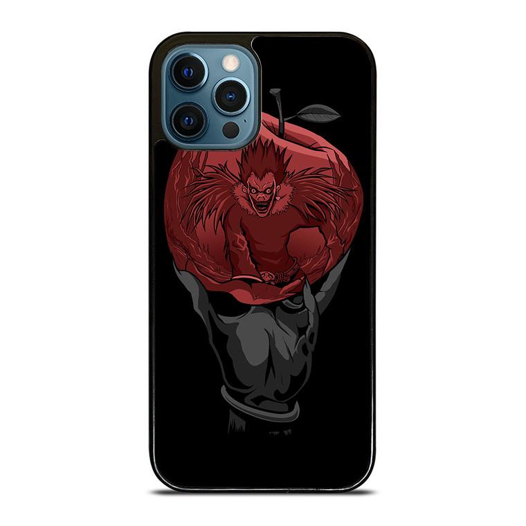 DEATH NOTE RYUK APPLE iPhone 12 Pro Case Cover