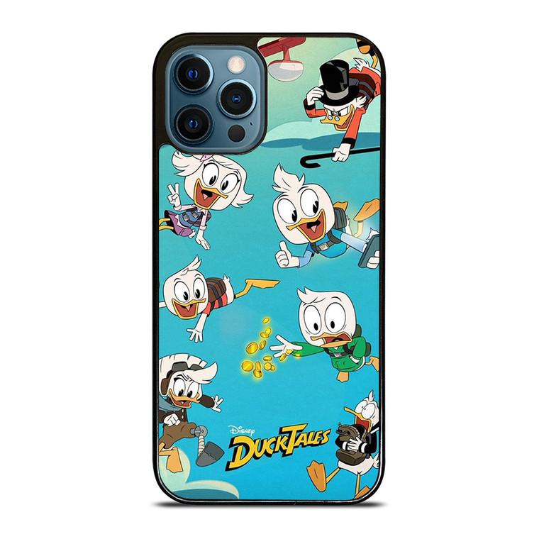 DISNEYDUCK TALES CARTOON iPhone 12 Pro Case Cover