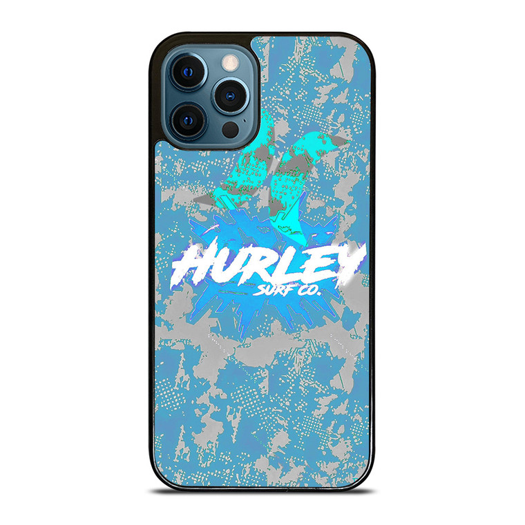HURLEY SURF CO iPhone 12 Pro Case Cover