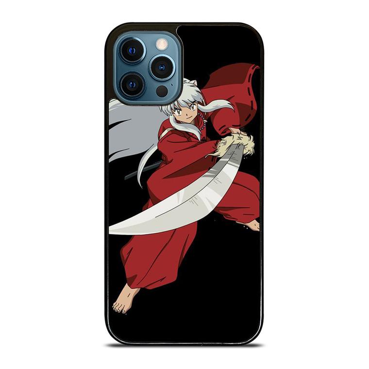 INUYASHA ANIME TESSAIGA iPhone 12 Pro Case Cover