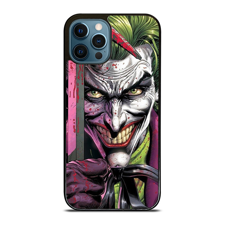JOKER DC WITH CROWBAR iPhone 12 Pro Case Cover