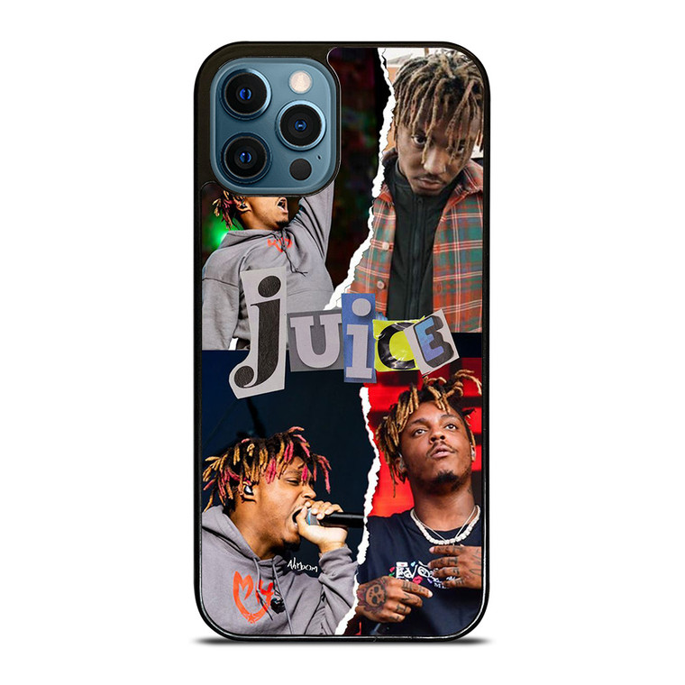 JUICE WRLD THE RAPPER iPhone 12 Pro Case Cover