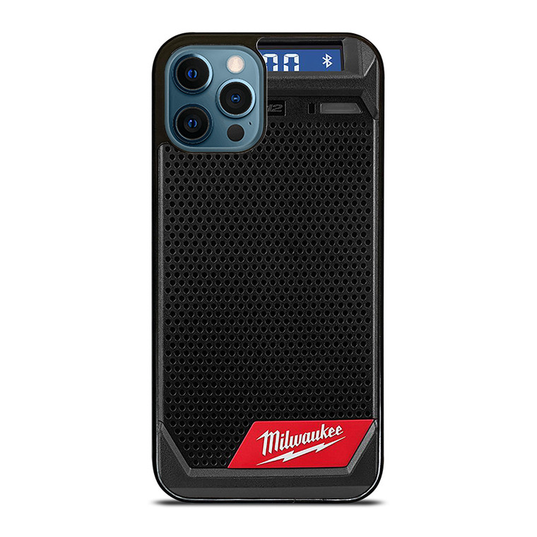 MILWAUKEE M12 JOBSITE RADIO iPhone 12 Pro Case Cover