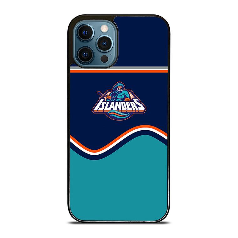 NEW YORK ISLANDER NHL LOGO iPhone 12 Pro Case Cover