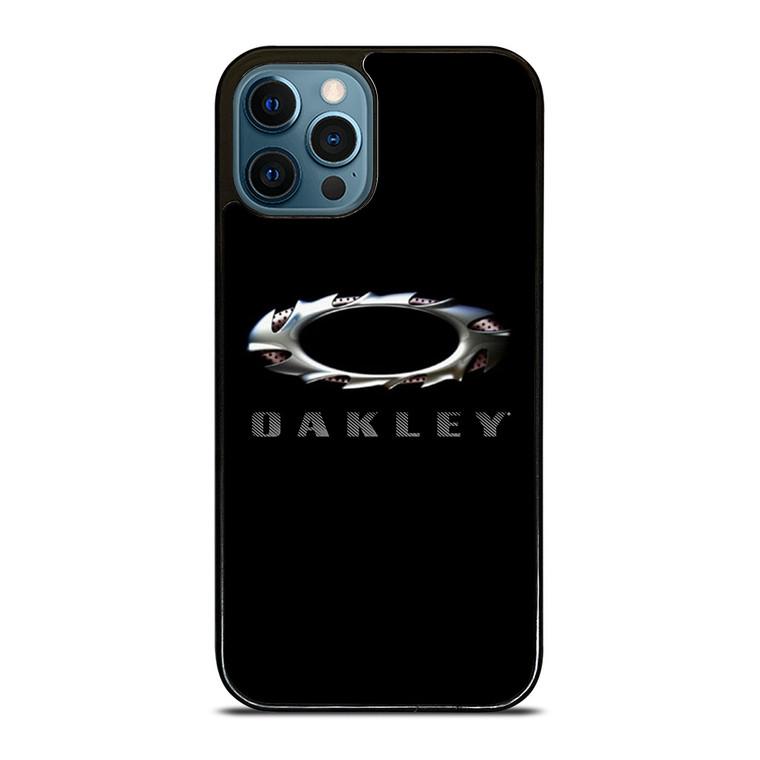 OAKLEY LOGO iPhone 12 Pro Case Cover