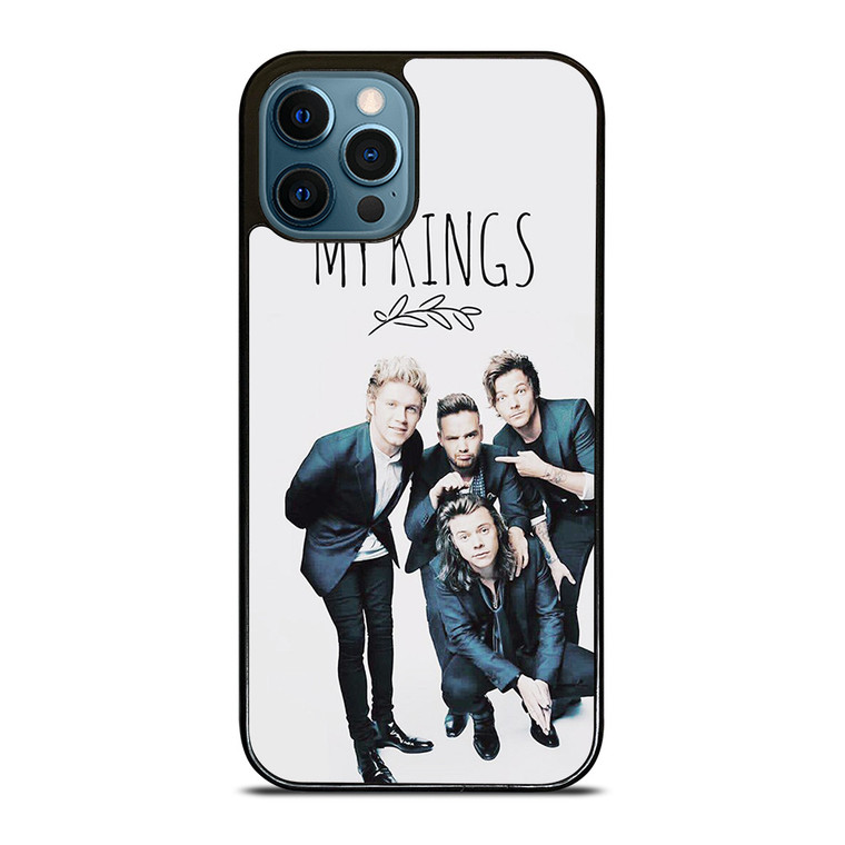 ONE DIRECTION MY KINGS iPhone 12 Pro Case Cover