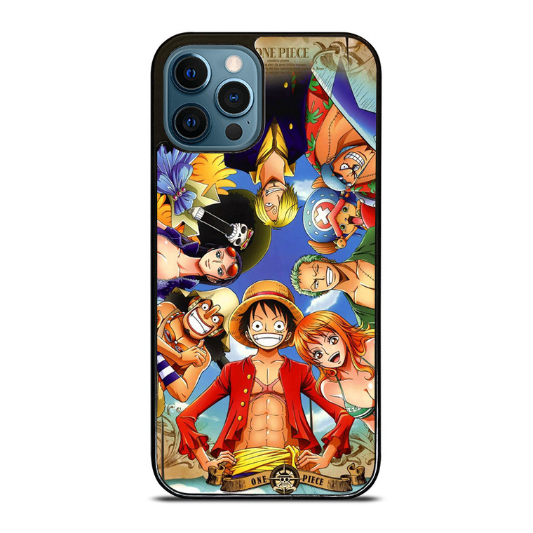 ONE PIECE 1 iPhone 12 Pro Case Cover