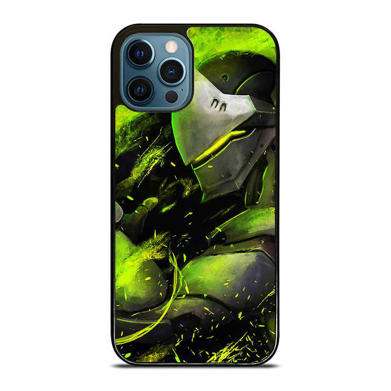 OVERWATCH GENJI DRAGON iPhone 12 Pro Case Cover