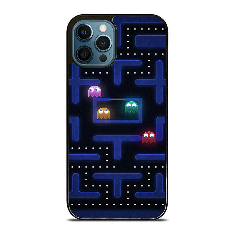 PACMAN CLASSIC GAME iPhone 12 Pro Case Cover
