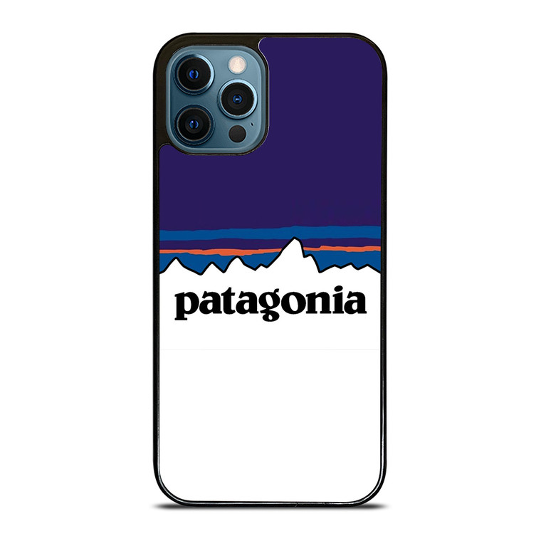 PATAGONIA FISHING NEW LOGO iPhone 12 Pro Case Cover