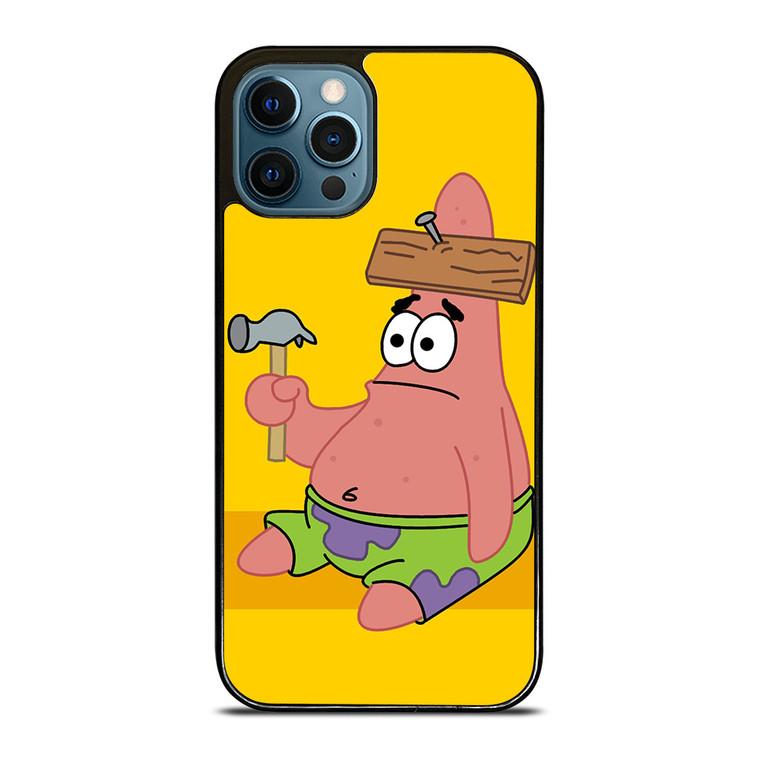 PATRICK STAR SPONGEBOB iPhone 12 Pro Case Cover