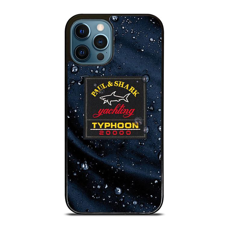 PAUL SHARK YACHTING EMBLEM iPhone 12 Pro Case Cover